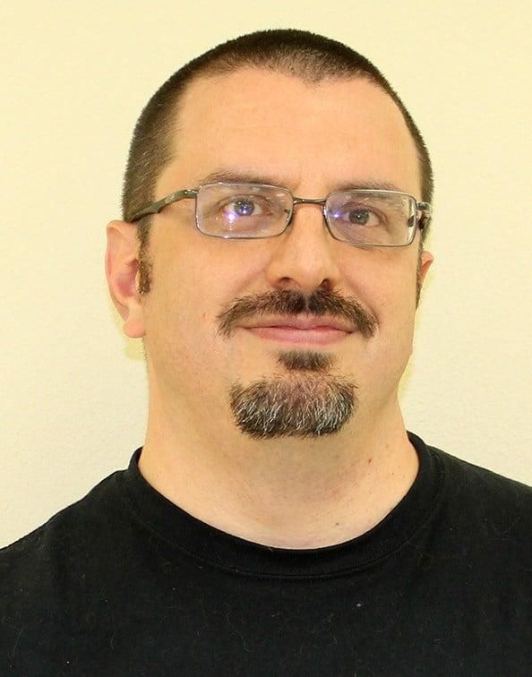 Brian Southworth, Math Instructor at ICC