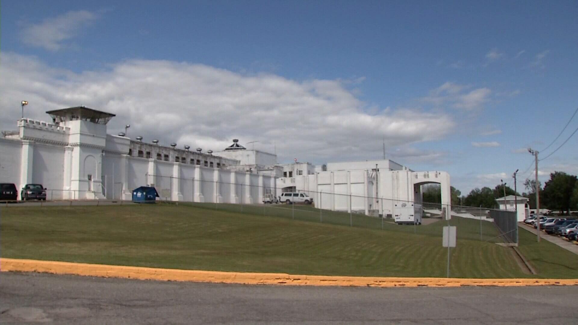 McAlester prison