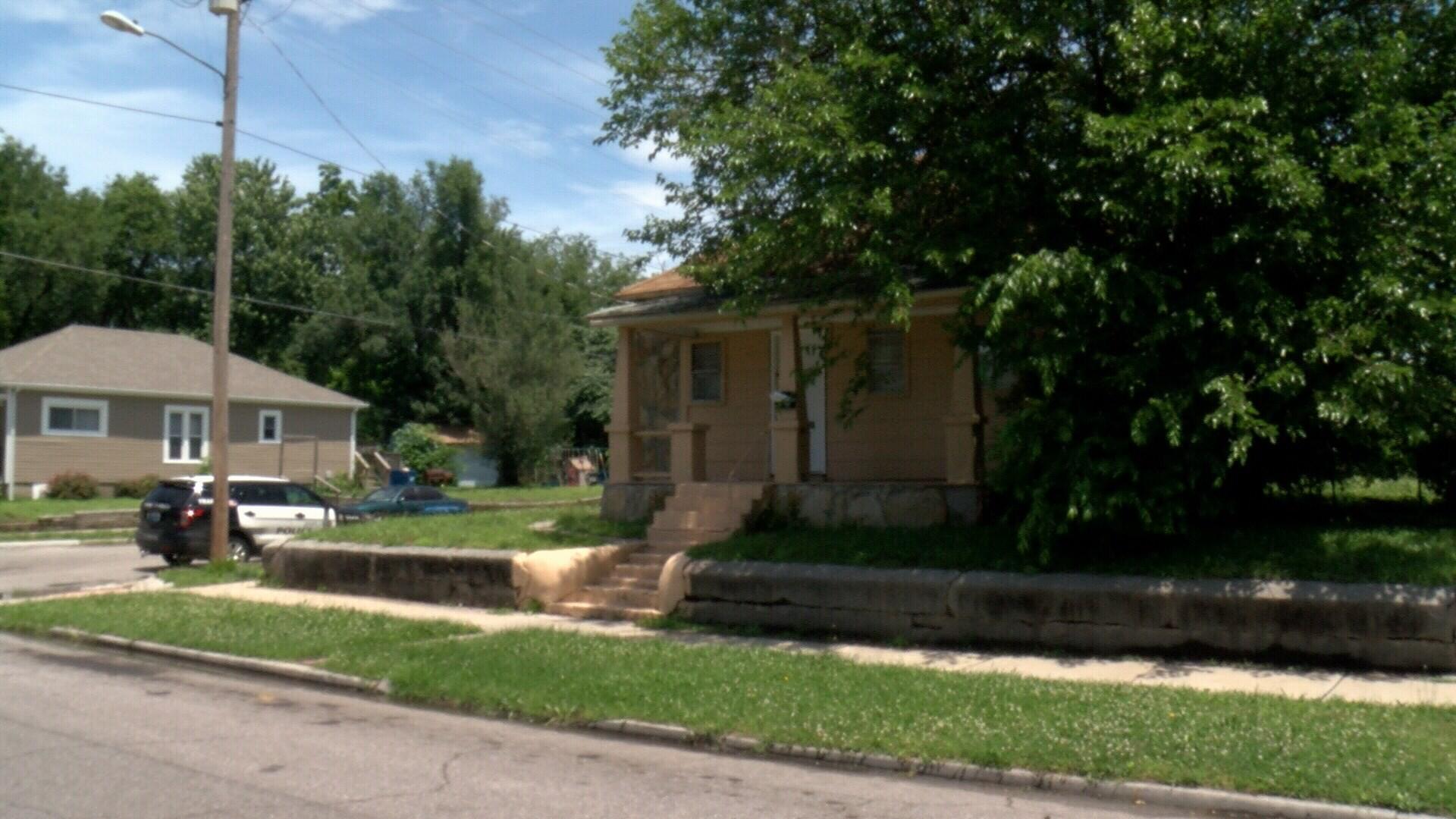 Dunn's home
