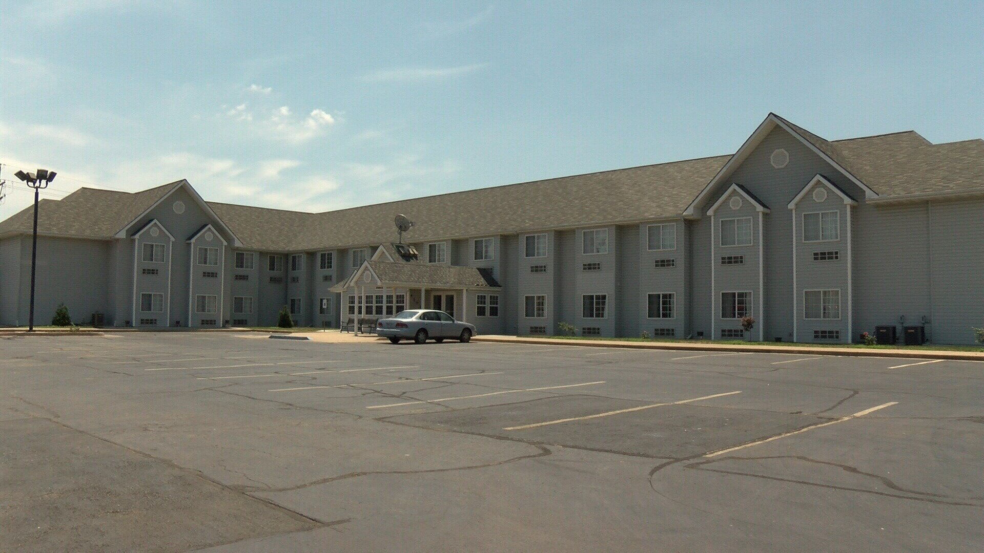 Microtel Motel in Joplin