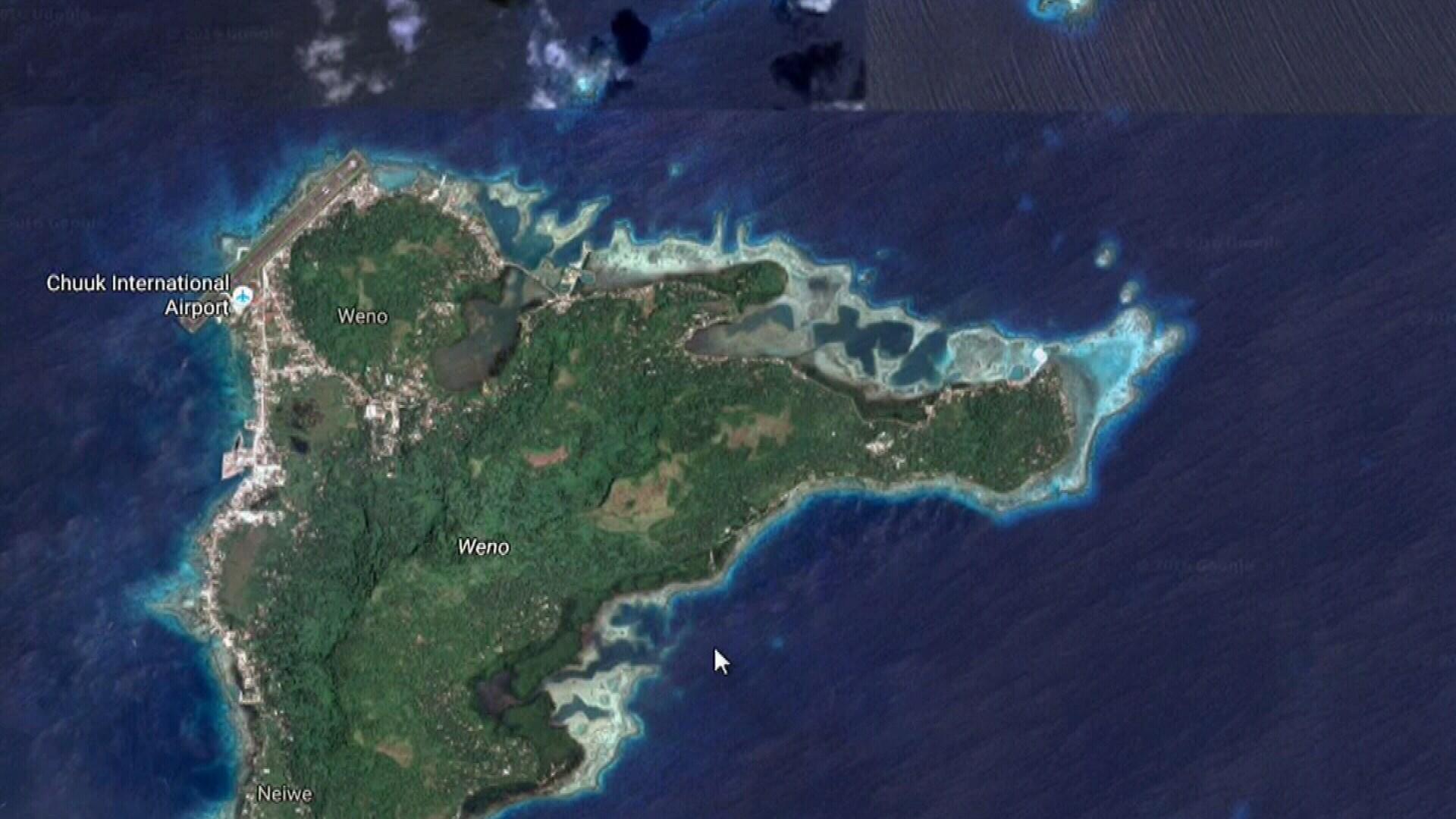 Courtesy:  Google Earth
