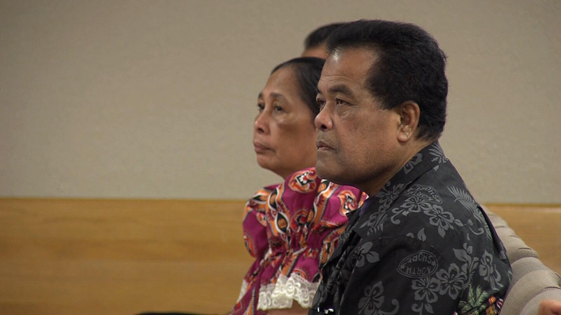 Church members praying for friends' safe return