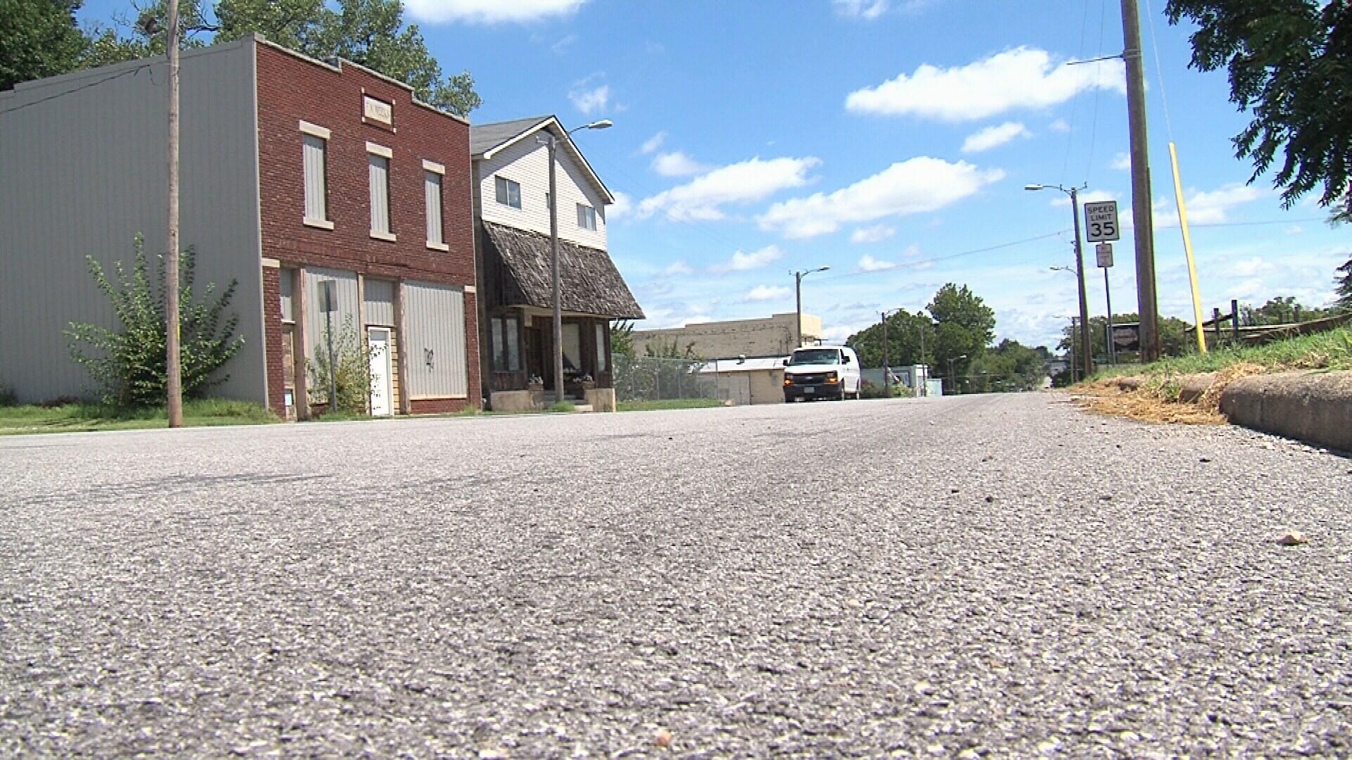 Joplin's original main street