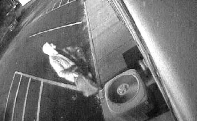 October 2, 2013 arson suspect