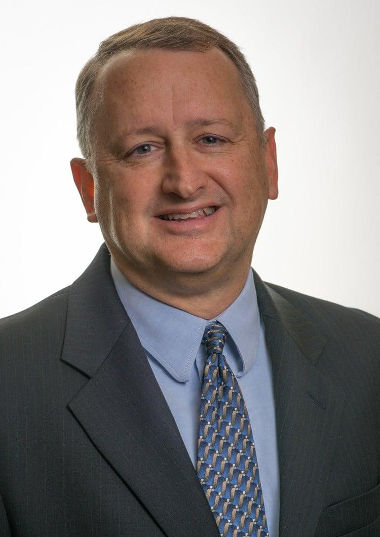 PSU's new Vice President Doug Ball