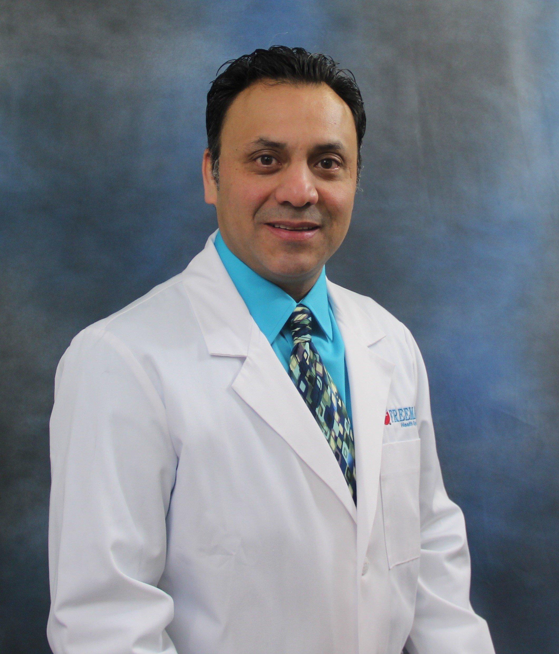 Dr. Anthony Casanova