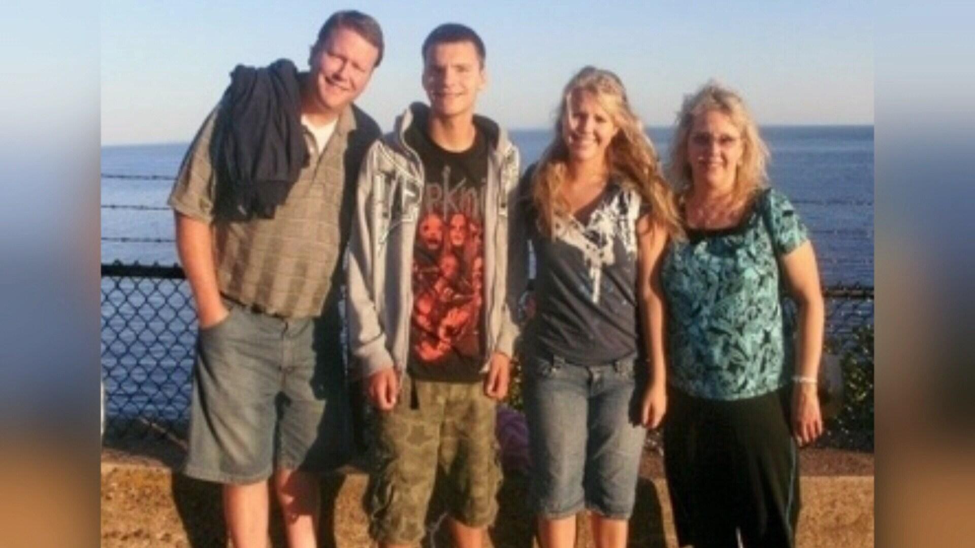 Family photo (Courtesy:  KCCI-TV)