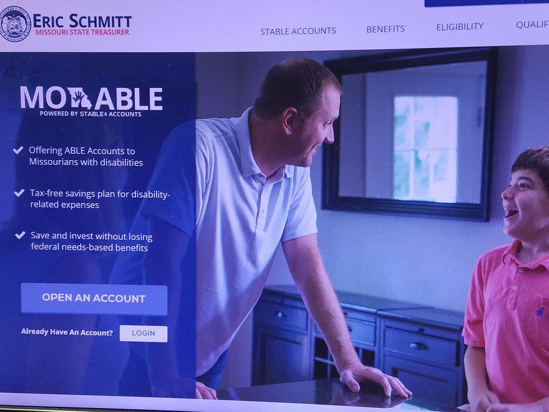 Missouri to launch new disability savings accounts program