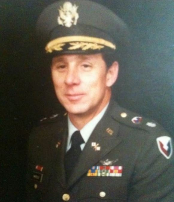 Lt. Col. Gary Hatfield, USA, Retired