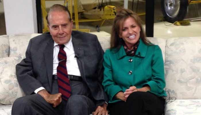 Trump to attend Wednesday's gold medal ceremony for Bob Dole