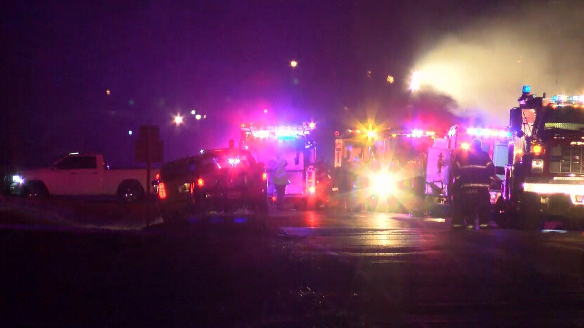 Carterville Fire