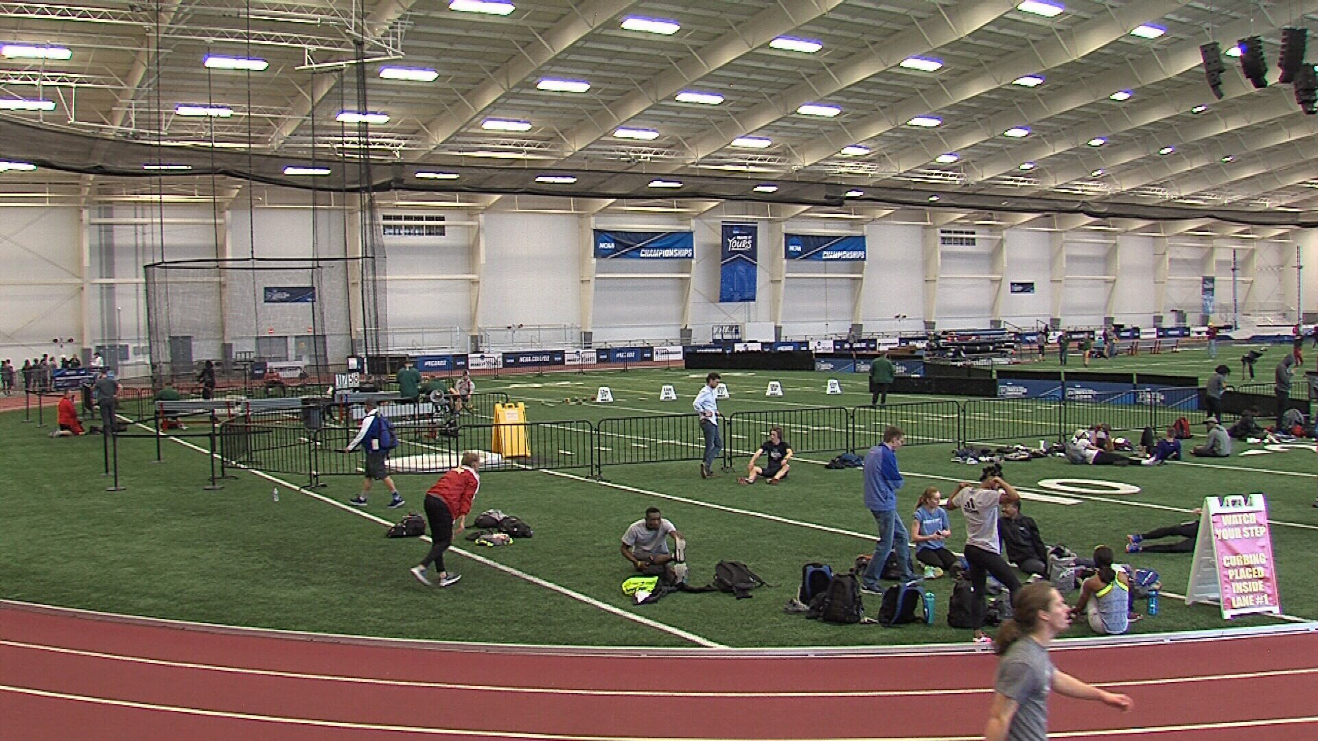Brentwood High shines at indoor track and field state championships