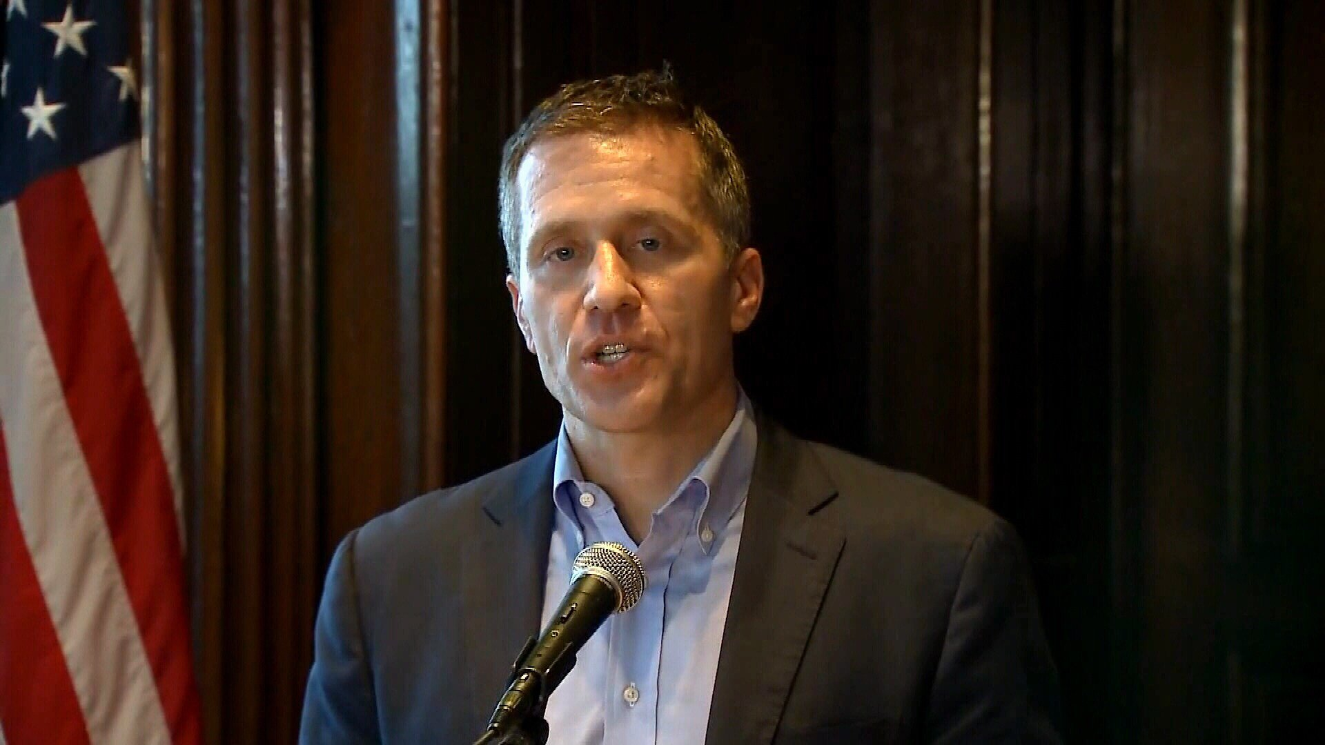 Committee investigating Gov. Greitens releases addendum to report