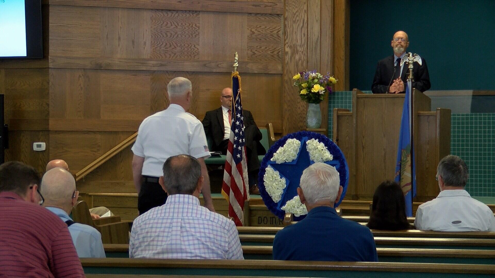 McAllen Police Honors Fallen Officers