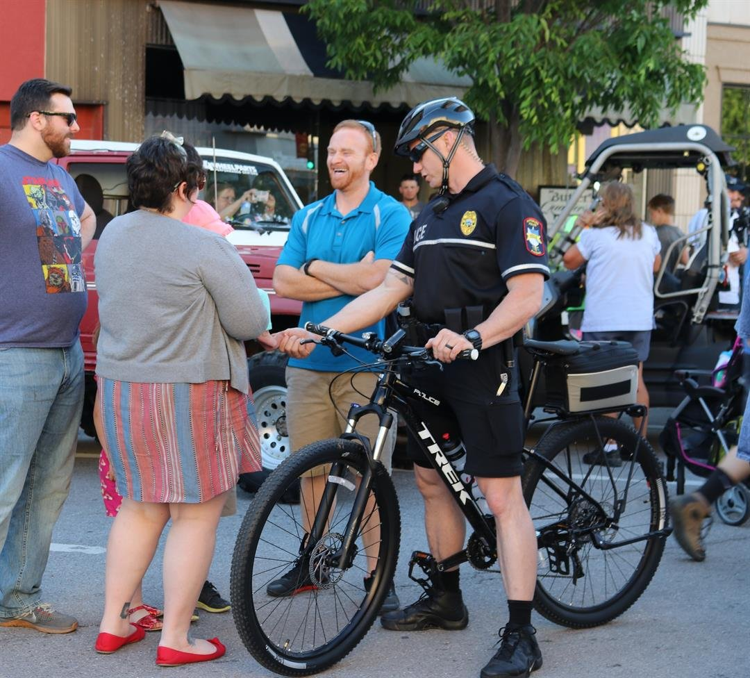 Pittsburg Police Bicycle Patrol Unit