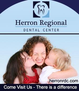 Dr Robert D. Herron Jr. - Sponsorship Header