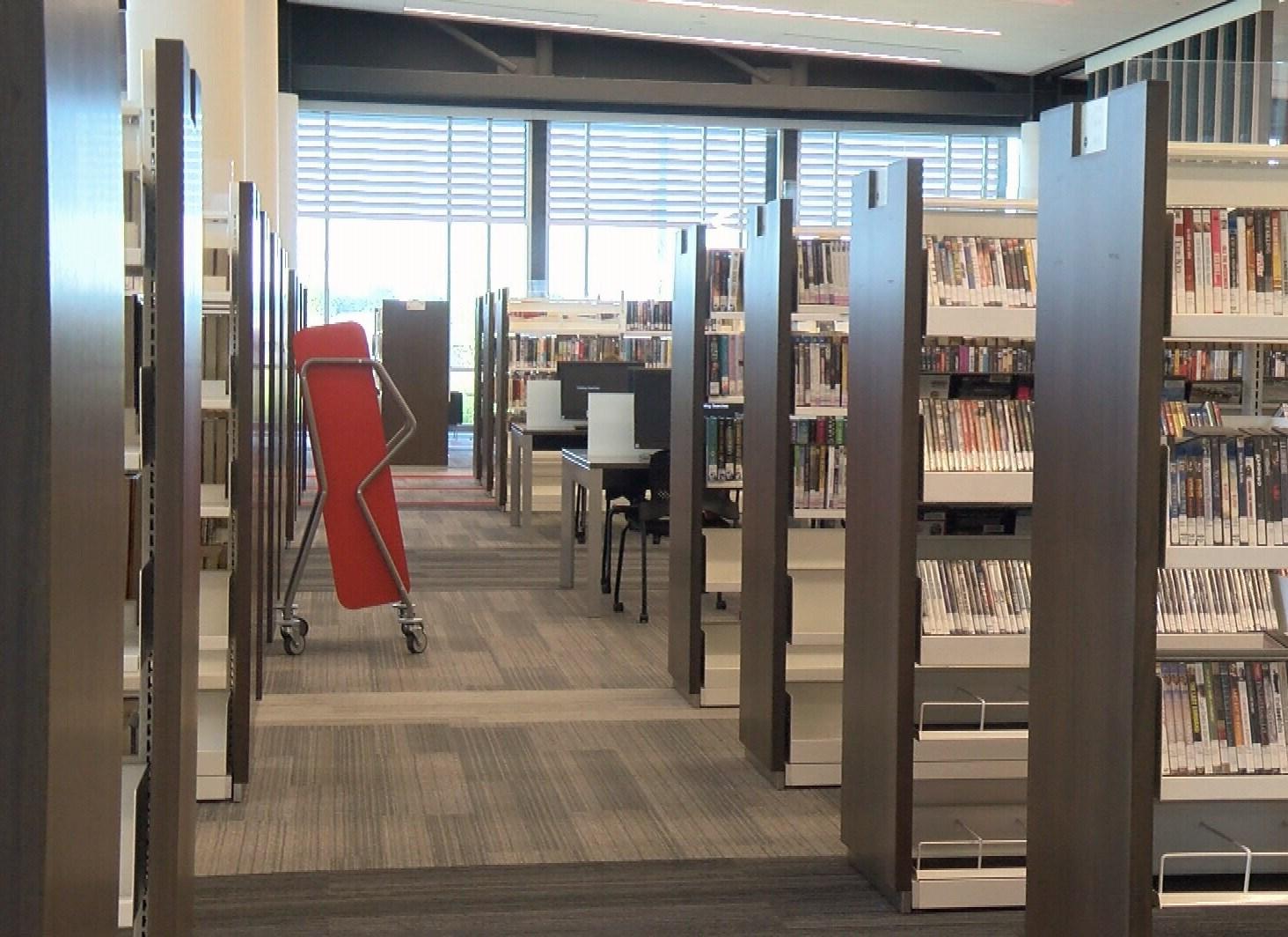 Joplin Public Library (July 31, 2018)