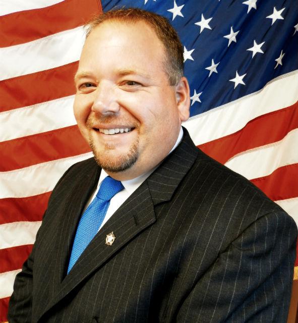 Sheriff David Groves