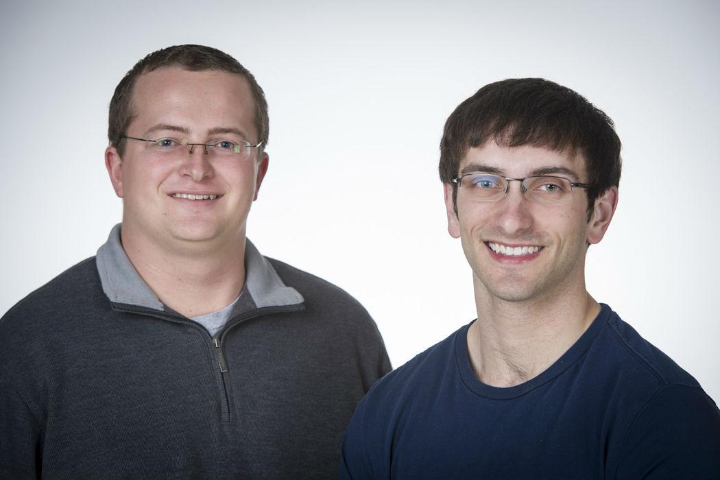Jordan Boyd, left, and Jake Letner
