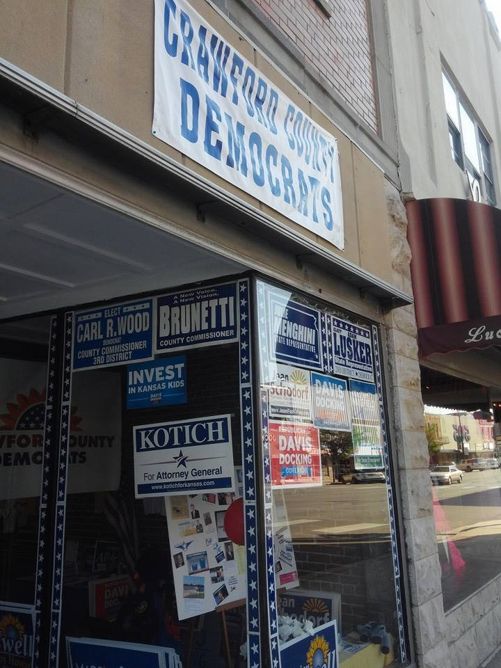 Kansas Democrats Apologize