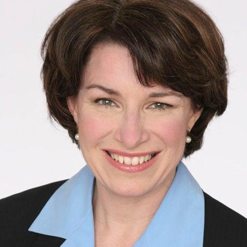 U.S. Senator Amy Kloubuchar (Minn.)