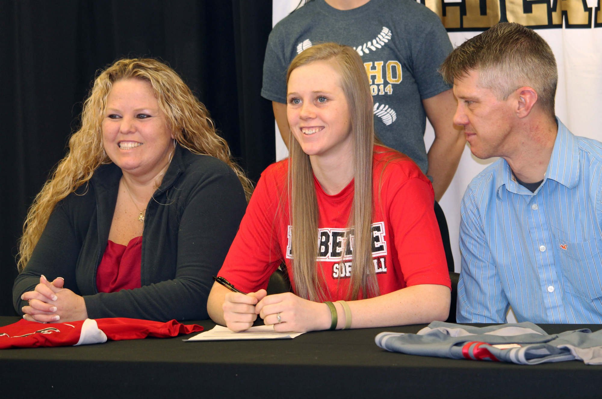 Emily Harrell signed w/ Labette Community College