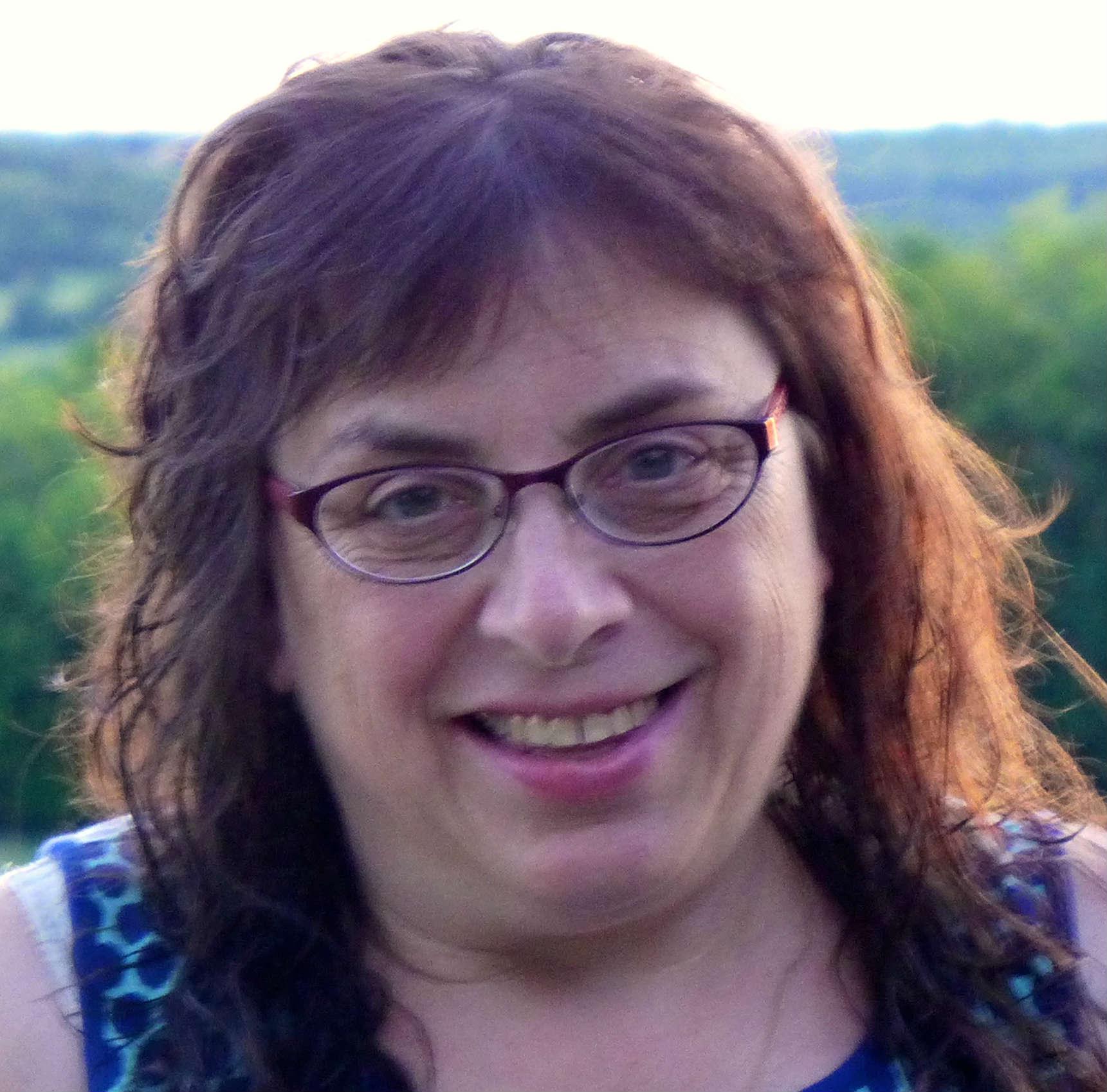 Caryn Mirriam Goldberg