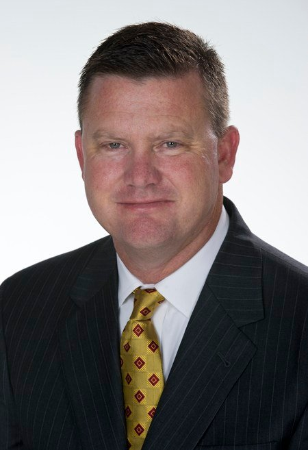 Jim Johnson, PSU Athletic Director