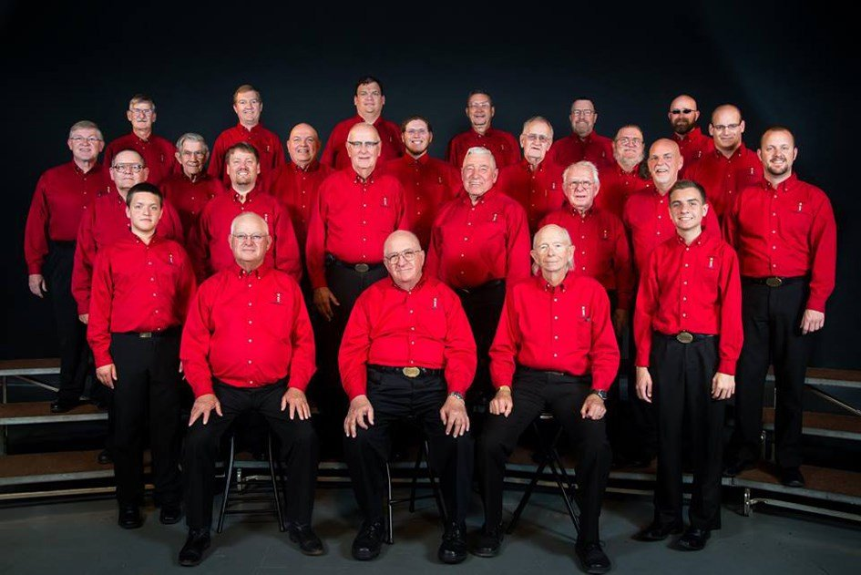 Tristatesmen Barbershop Chorus - May 23rd - KOAM TV 7