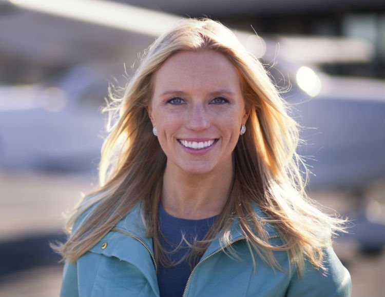 Tiffany Brown, Kansas' Acting Director of Aviation