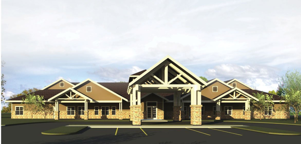 Rendering of Oak Pointe of Neosho