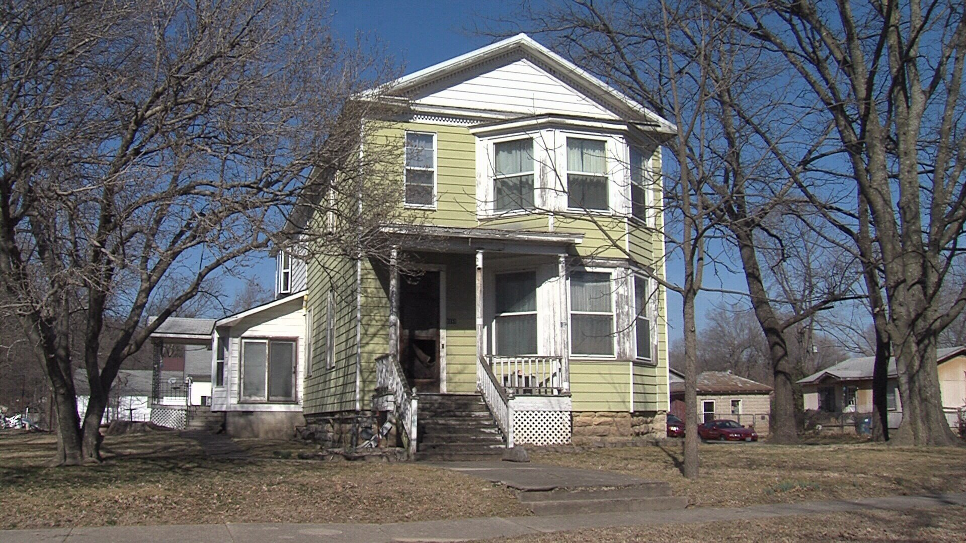 Home that detectives believe was location of abuse