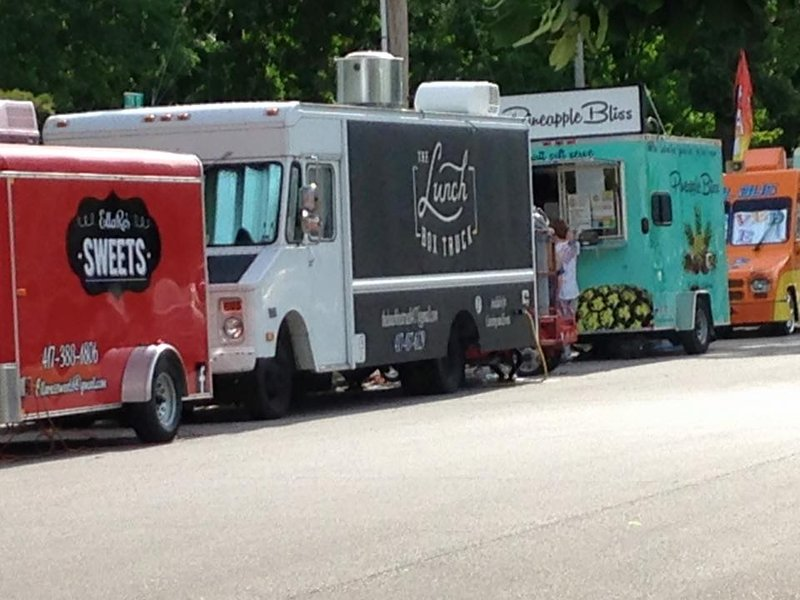 Food Trucks Bring Business To Carthage