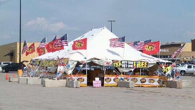 Many residents are gearing up to load up on fireworks for the upcoming holiday weekend. By now youu0027ve seen the tents across the four states. & Joplin Fire Marshal Inspects Firework Stands - KOAM TV 7