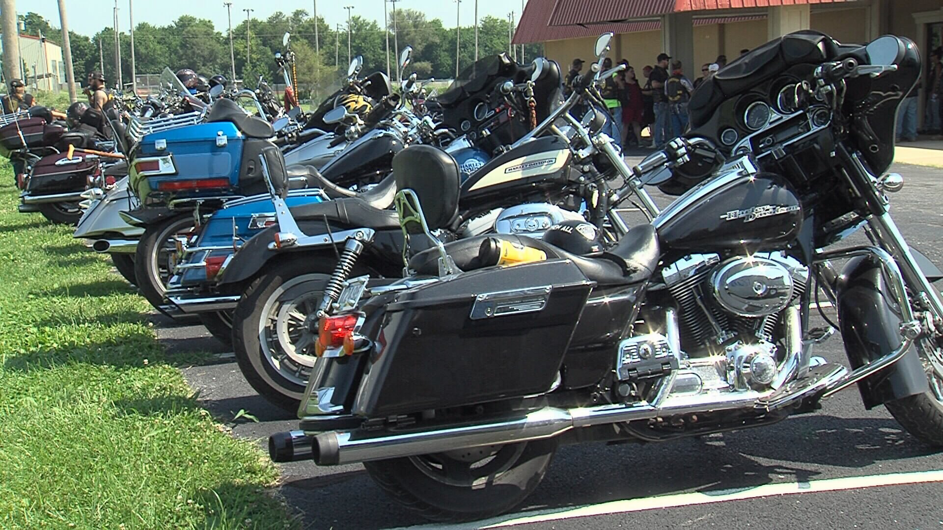 Motorcycle Rally Rolls Into Joplin With Message Of Faith