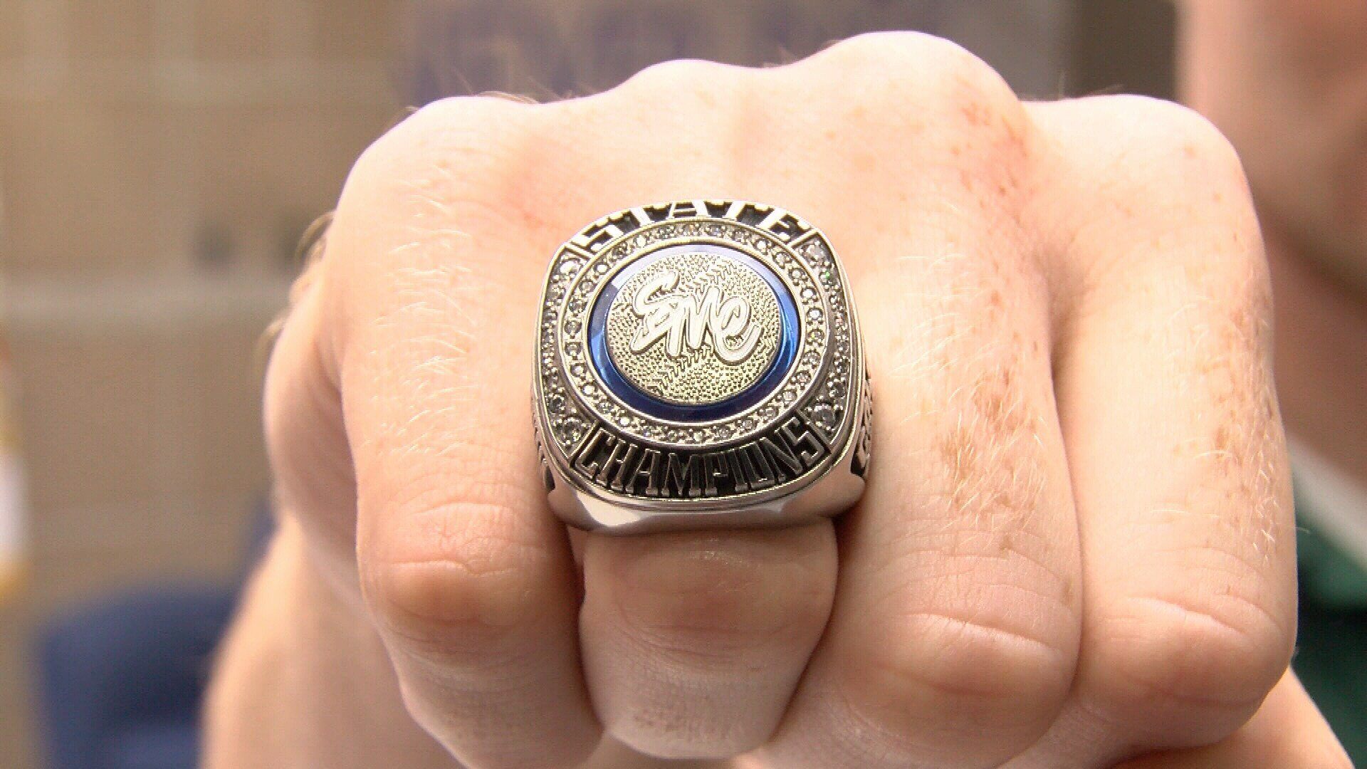 Texas State Championship Ring