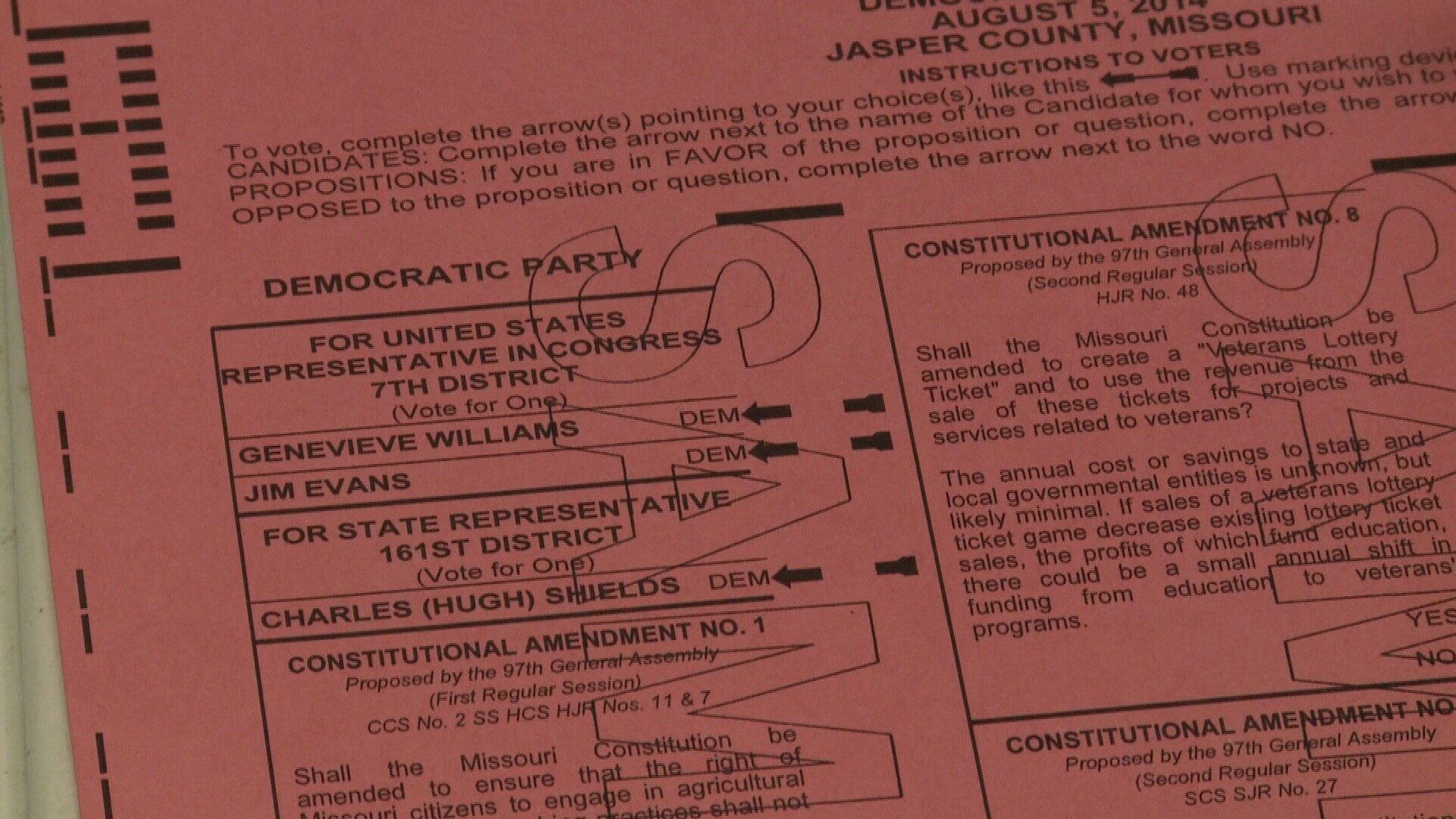 four state voters to have different options on ballot koam tv 7 four state voters to have different options on ballot