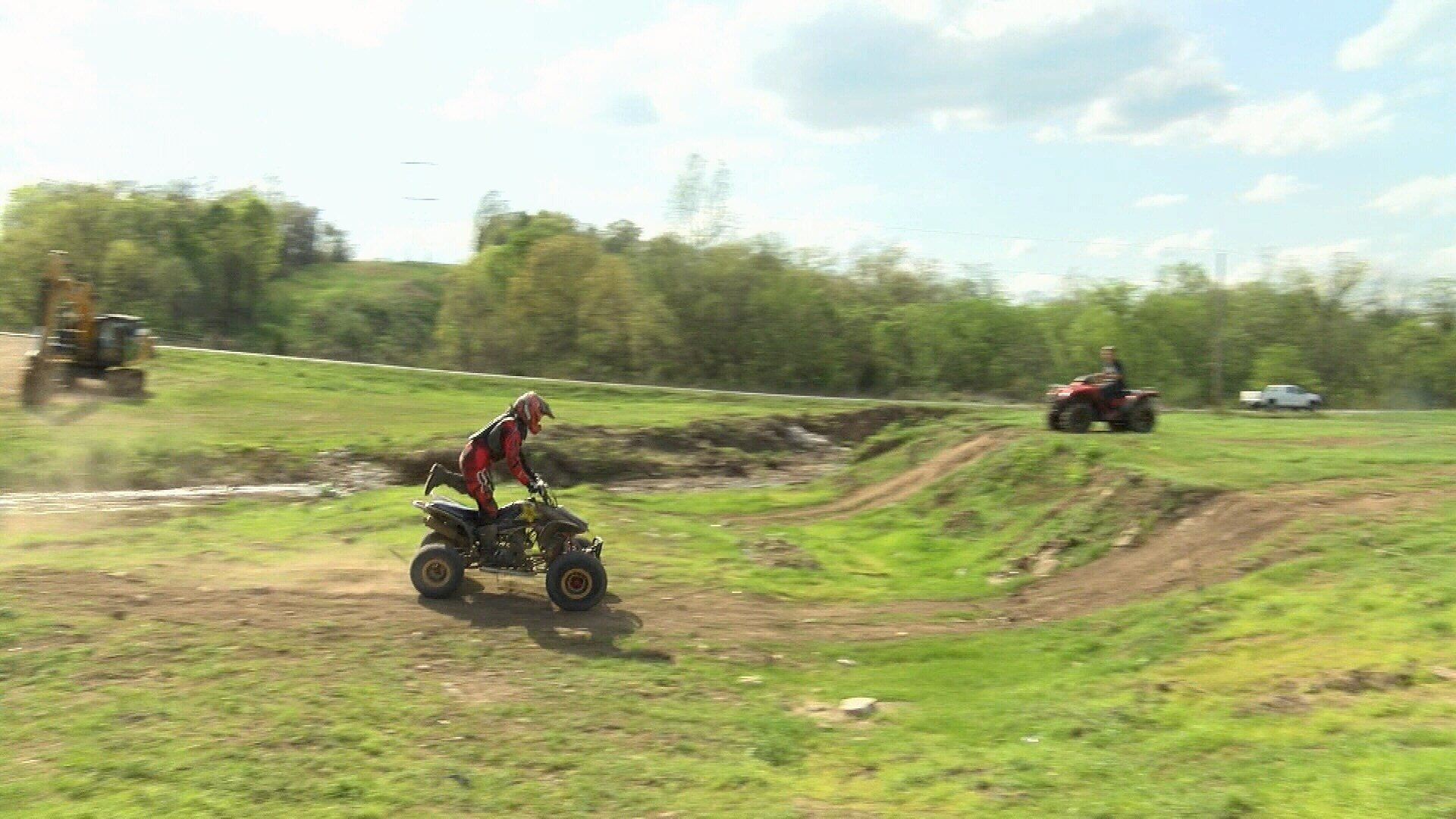 Offroad Park Provides Somewhat Safer Alternative To Riding