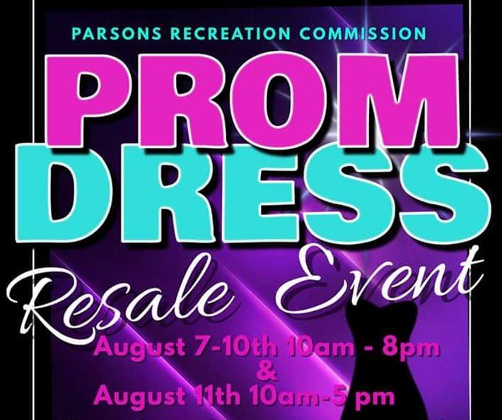 Prom Dress Resale Event - August 11 - KOAM TV 7