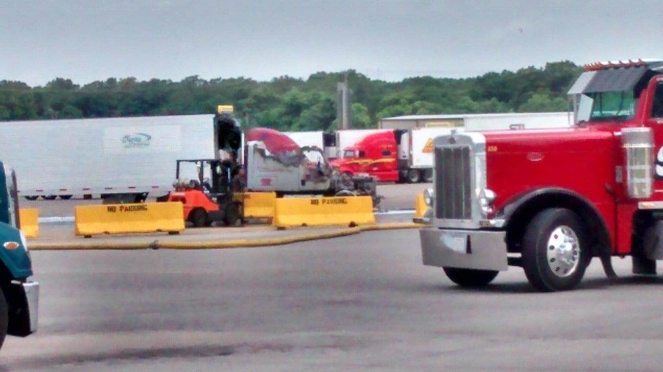 Petro Joplin Mo >> Tractor Trailer Fire at Petro Truck Stop - KOAM TV 7