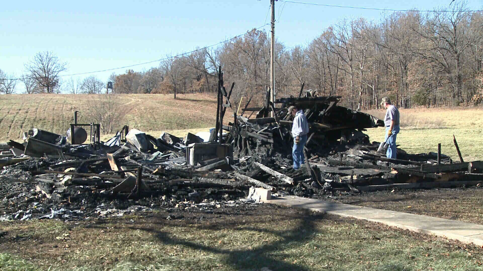... home from overnight fire - FOX 14 TV Joplin and Pittsburg News Weather