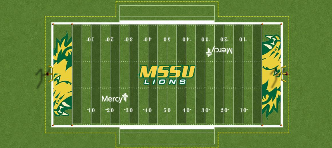 mercy to sponsor new turf at mssu football stadium koam tv 7