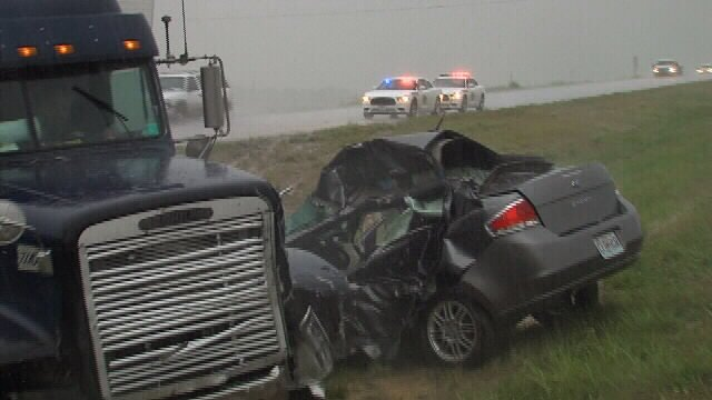 Year Old Jasper Car Wreck