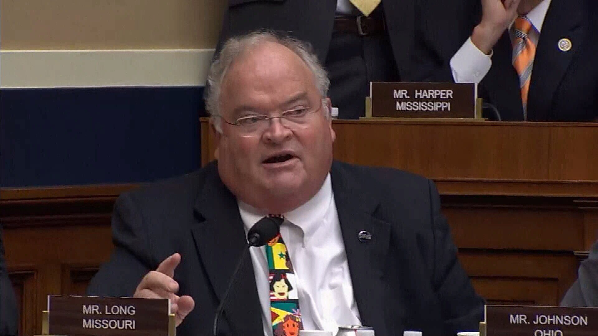 MO Rep. Billy Long, Sept. 5, 2018