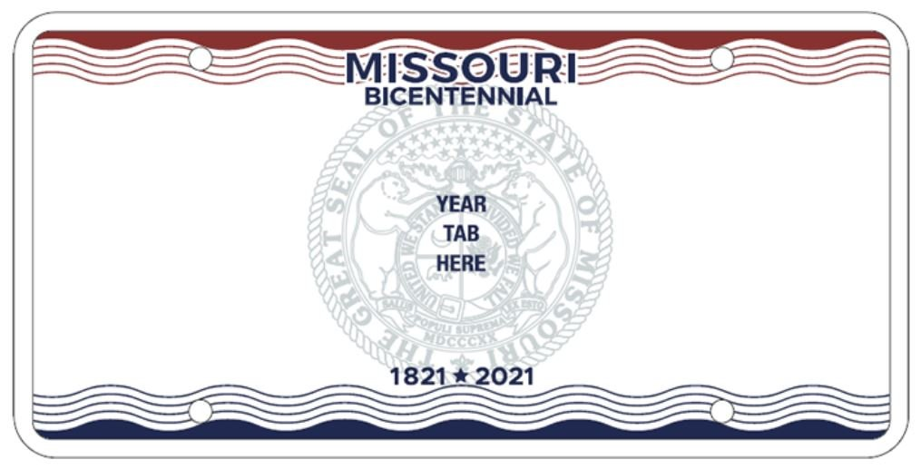 Missouri license plates are getting a makeover