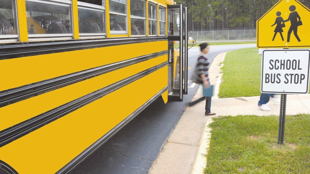 Parents often worry about their kids riding the school bus. But waiting for the bus or getting off after school can pose a far greater danger.
