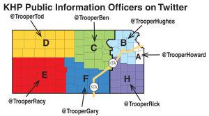 KS troopers' Twitter handles