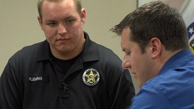 Deputy Micah Fleming