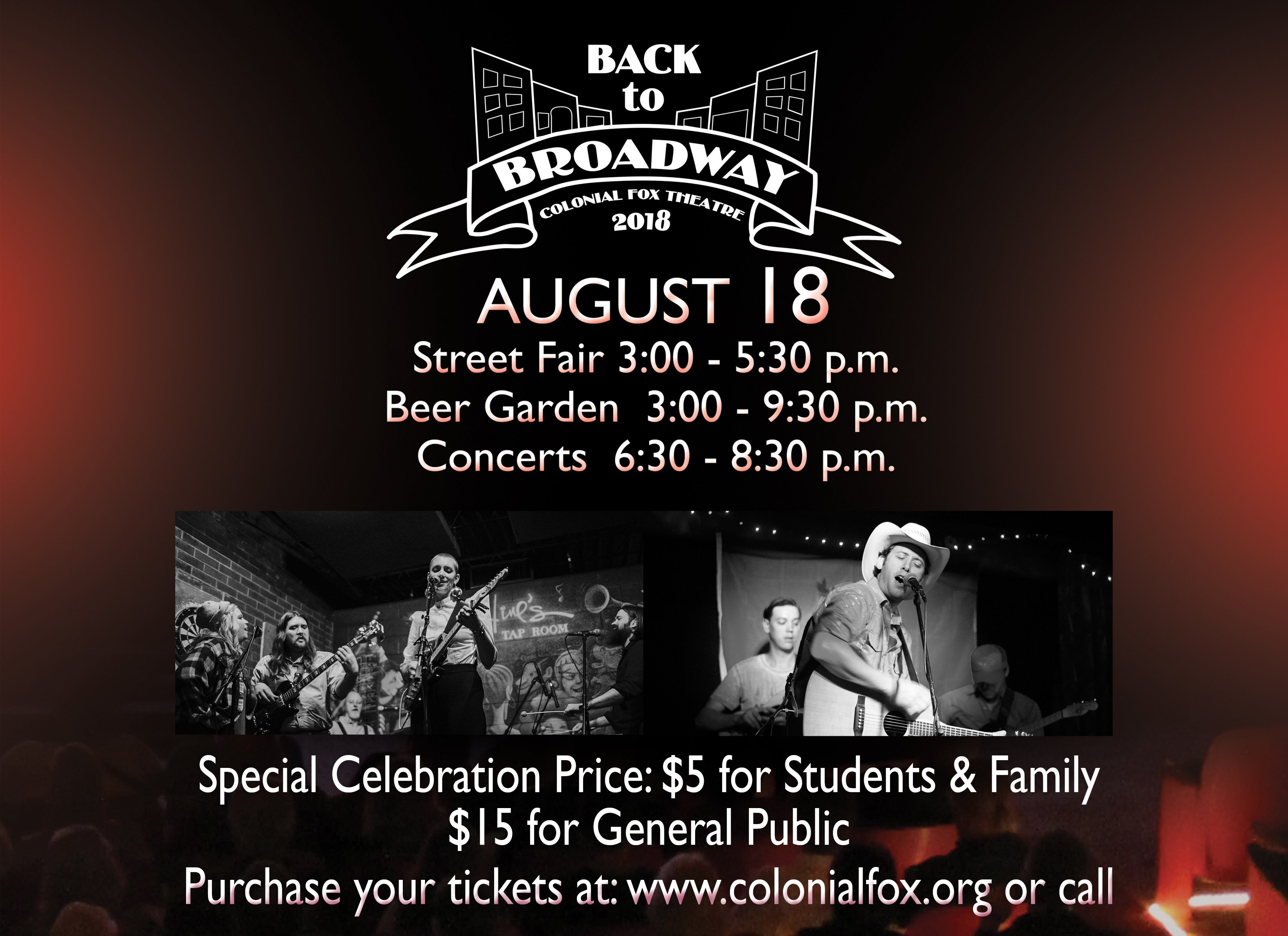 Back to Broadway Celebration - August 18 - FOX 14 TV Joplin and ...