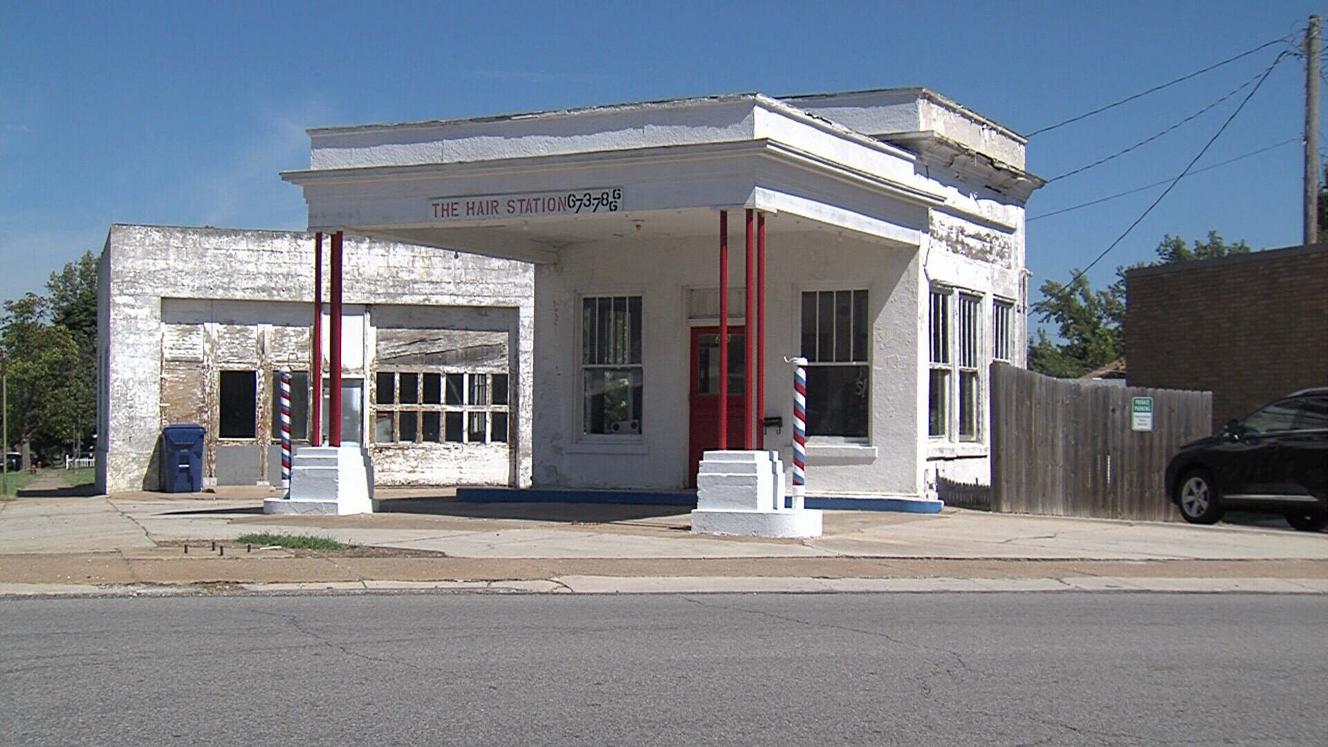 City Hall Webb City Missouri